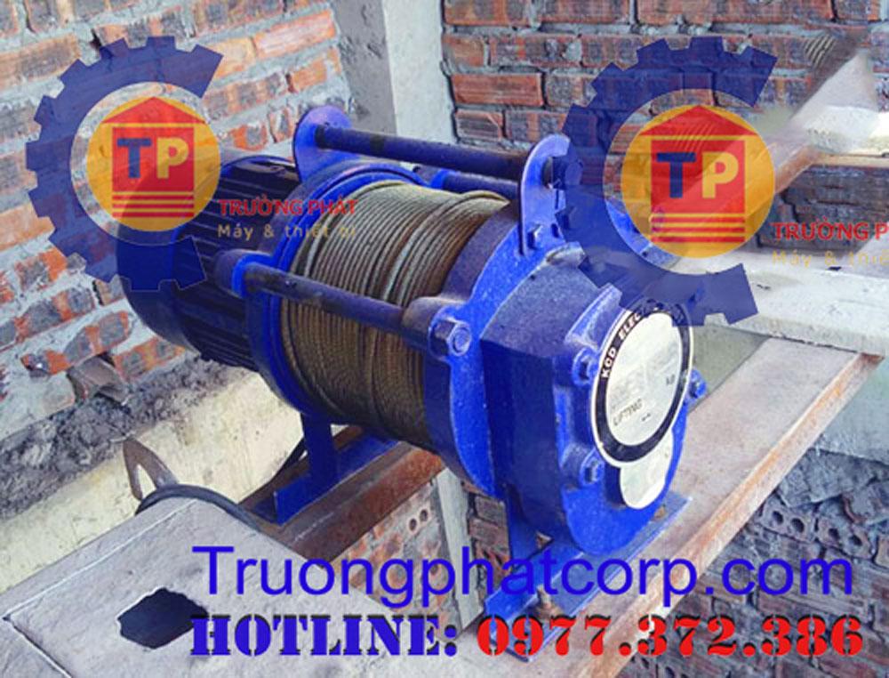 Tời Điện Đa Năng KCD 400/800kg