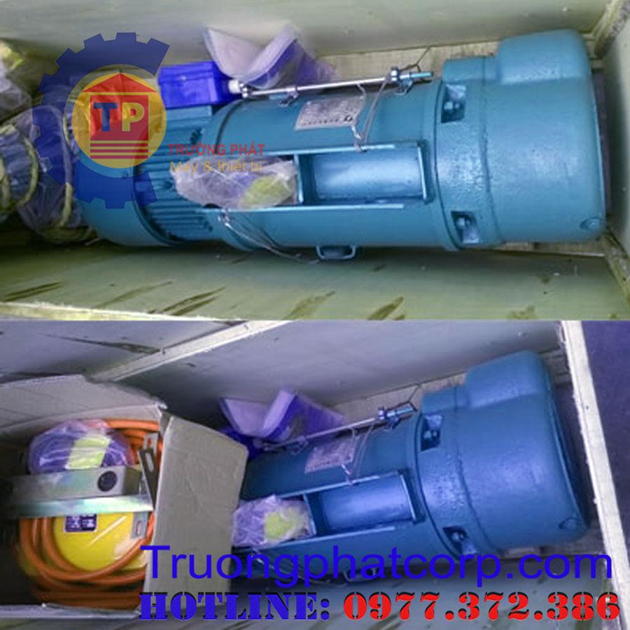 pa lăng cáp điện 5 tấn 12m