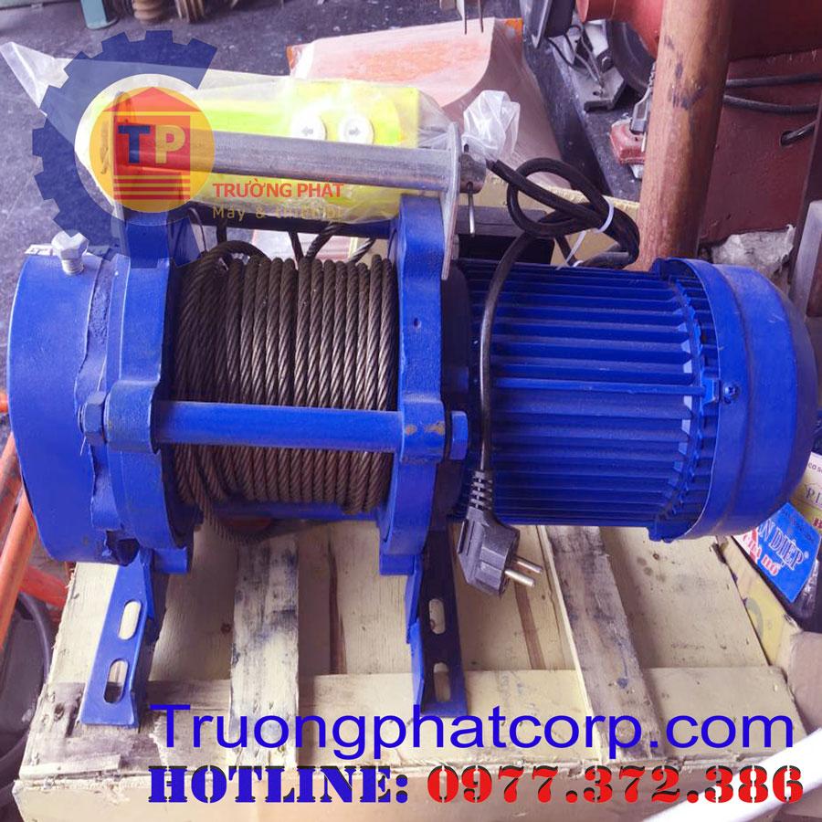 Tời Điện Đa Năng KCD 300/600kg
