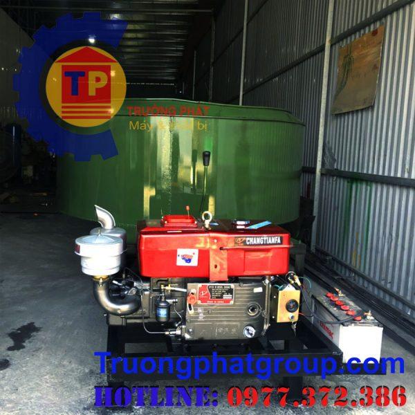 xưởng cơ khí máy trộn bê tông